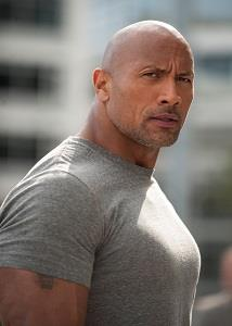 Dwayne Johnson reveals his first look from